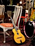 Django Reinhardt style guitar