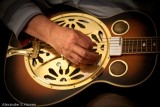 Washburn resonator guitar