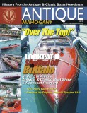 FALL 2008 Newsletter - Niagara Frontier Antique & Classic Boats