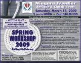 2008 - FALL WORKSHOP - Buffalo State College- Maritime Center