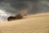 Zandverstuiving - Sanddrift