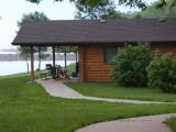 Lewis & Clark Lake on the Missouri