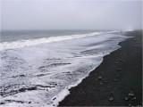 Foggy shores
