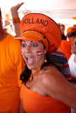 June 2010 Holland At The World Cup