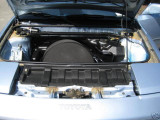 Front trunk with radiator cover