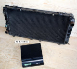 radiator weight