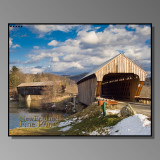 Willard Twins Covered Bridges