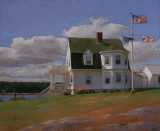 18. Summer Wind, Marshall Point 15 1/4 x 18 1/2