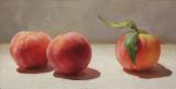 3 Peaches 8 x 15