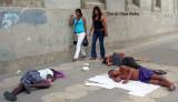 La pobreza tapiza las calles de Barranquilla .The poverty covers Barranquilla streets