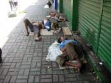 Cuerpos desamparados y malolientes por todas las calles de Barranquilla