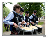 Scottish Pipe Bands Competition