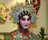 Chinese Opera by Johnson Tan
