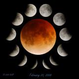 Lunar Eclipse Feb 20, 2008