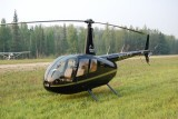 Robinson R44 Survey Helicopter N544TP