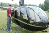 Mark fueling the R44