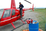Ryan fueling the R44