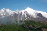 Mt Spurr in the July 11 wind