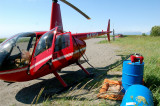 Fueling the R44