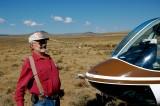 pilot Ted McBride