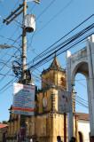 wiring and Leon la Merced Church (1762)