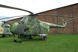 Mi-4, not our helicopter, but we've not ruled it out...