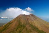 Volcano San Cristobol