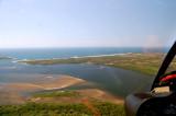 Pacific Ocean and Marina Puesta del Sol