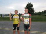 Junior Champs Dillon van Wart and RJ Reisen