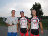 A Race Champs Brian Gristick, Milo Bastianelli, & Gene Victori