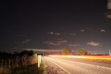 Appin road by night