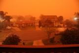 Dust Storm - Sydney