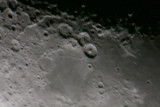 Moon - THEOPHILUS crater