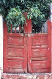 Door in Los Llanos