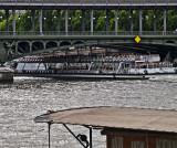 River Seine - tour boat