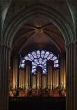 Cathédrale Notre Dame de Paris -Organ