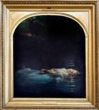 Louvre - 'La Jeune Martyre 1855