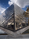 Musee du Louvre - Pyramid