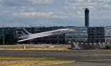 Concorde - Charles de Gaulle International Airport