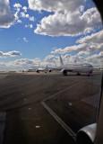 Charles de Gaulle International Airport - Leaving