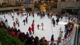 Ice Rink - Rockefeller Center Concourse