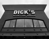 March - monochrome (or almost)  - Dick's