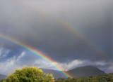 Rainbows over Kenmare