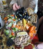 Lunch in Kinsale