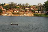 Kwanza River at Dondo