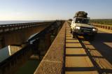 Matala Dam Wall 1