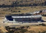 Soccer Stadium Lubango