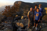 On top of Angola