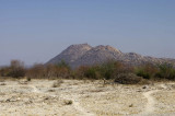 Dry South Western Angola