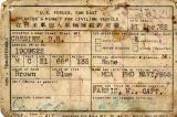 Far East drivers license 1